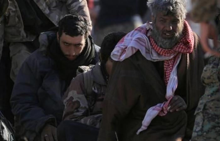 سوريا | قسد: استسلام 3 آلاف عنصر من داعش خلال 24 ساعة
