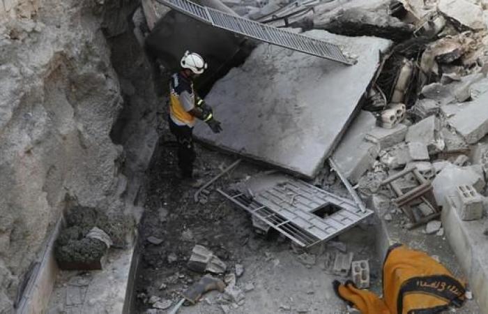 سوريا | غارة روسية تستهدف سجنا بإدلب.. وفرار عشرات المتطرفين
