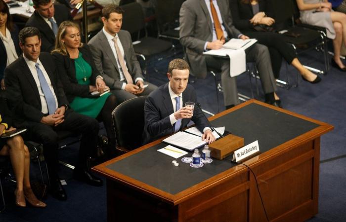 تحقيق جنائي في اتفاقات بين فايسبوك مع شركات عملاقة
