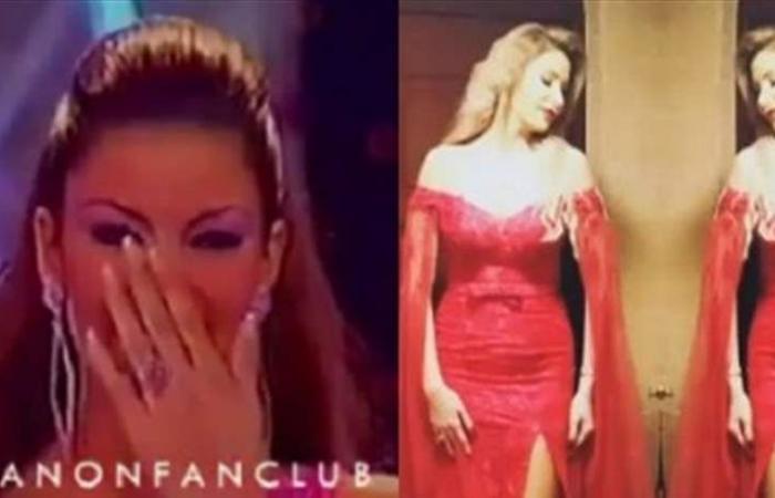 لحظة تتويج كريستينا صوايا ملكة جمال لبنان.. هل بدت مختلفة منذ 18 عاماً؟ (فيديو)