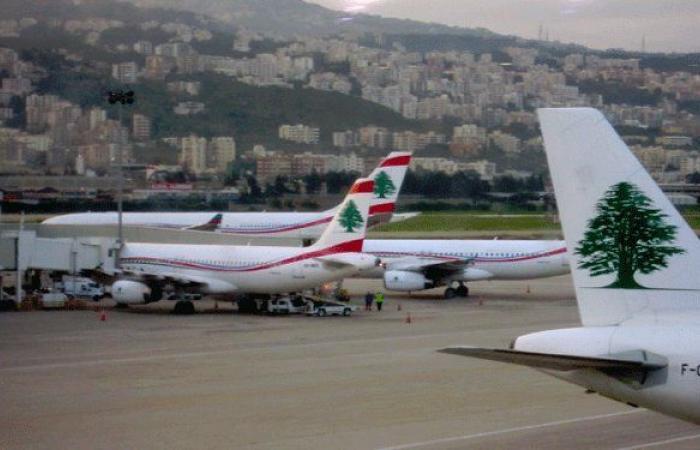 ارتفاع ملحوظ بحركة المطار في شباط