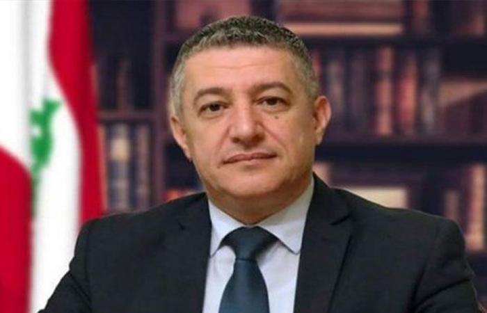 عطاالله من بكركي: لعدم تسييس ملف النازحين