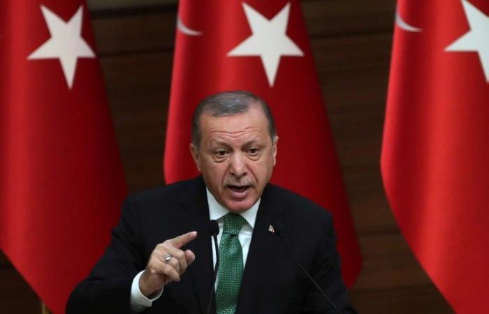 """إردوغان يندد """"بشدة"""" بـ""""الاعتداء"""" على مسجدين في نيوزيلندا"""