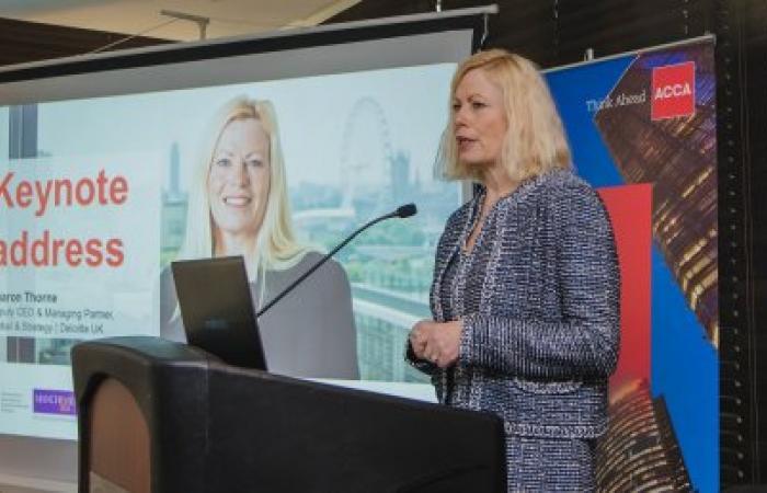 العمل نحو رؤية جماعيّة بين قطاعي المال والتكنولوجيا لتعزيز المساواة  بين الجنسين
