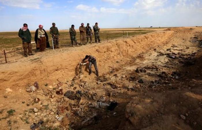 العراق   العراق.. أول مقبرة جماعية لأيزيديين ضحايا جرائم داعش