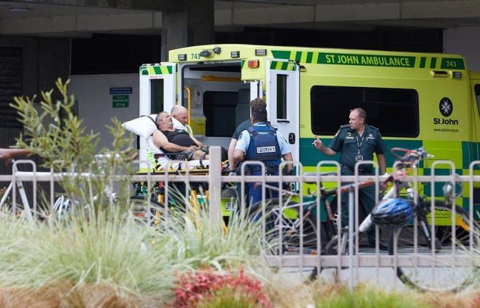 """الناجون من هجوم نيوزيلاندا """"دعونا الله أن ينفد الرصاص"""""""