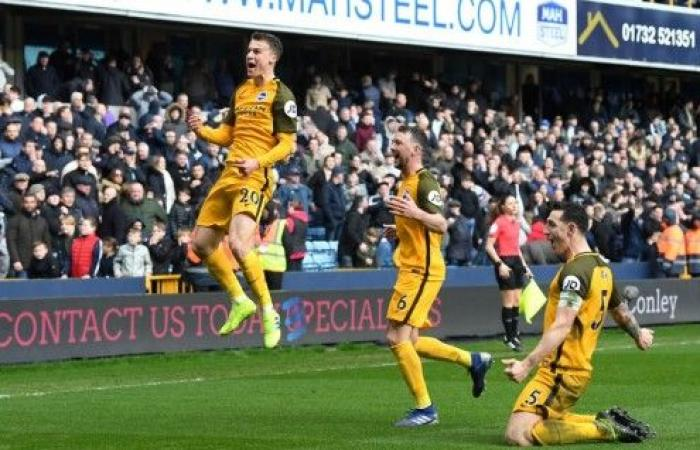 مانشستر سيتي يواجه برايتون وولفز ضد واتفورد في نصف نهائي كأس الاتحاد