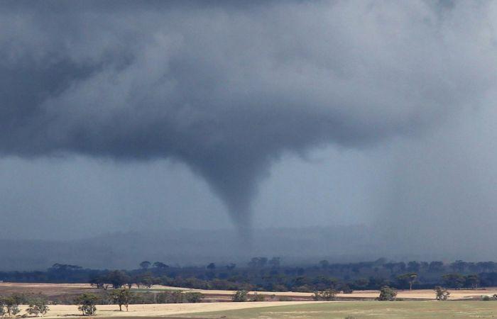 الإعصار ترفور يضرب شمال شرق أستراليا