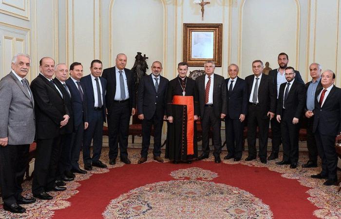 الراعي: لبنان نموذج احترام الديانات وحرية الرأي