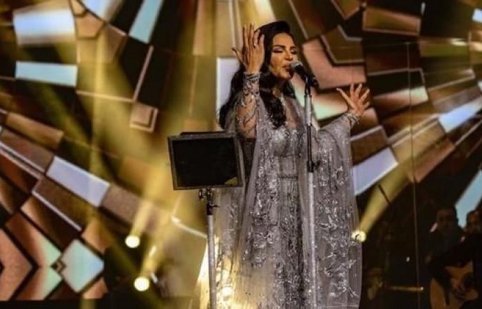 أحلام في حفلها الأول بالسعودية: أنا مغرورة