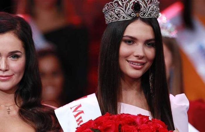 صورها على انستغرام فضحتها.. تجريد ملكة جمال موسكو من لقبها