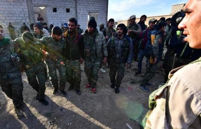 سوريا   سوريا الديمقراطية تعلن هزيمة داعش شرق سوريا