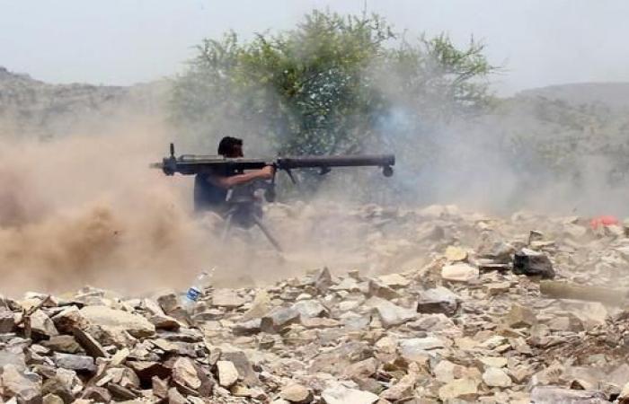 اليمن   الجيش اليمني يحرر مواقع جديدة في كتاف البقع بصعدة