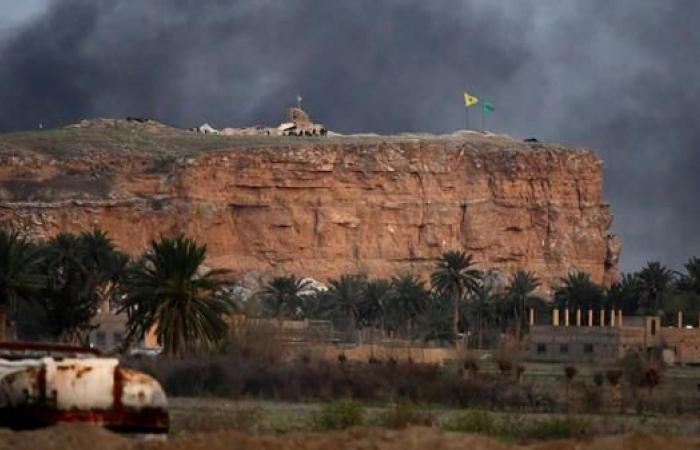 سوريا | معلومات استخباراتية للمرصد: قادة لداعش في أنفاق الباغوز