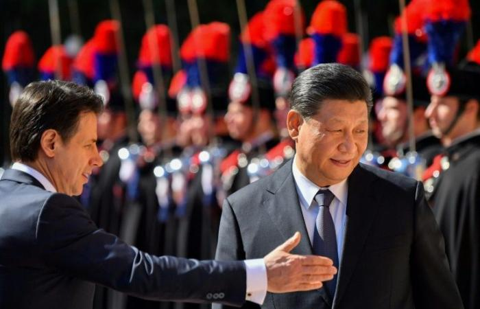 دعوات للاتحاد الأوروبي لوقف الإتفاق بين ايطاليا والصين
