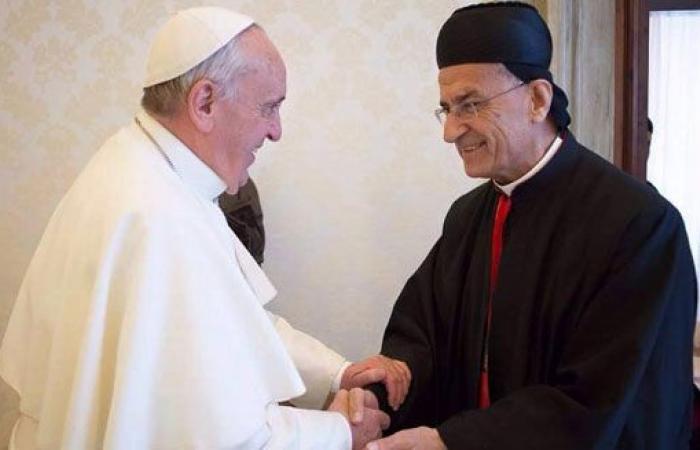 البابا فرنسيس للراعي: شكراً