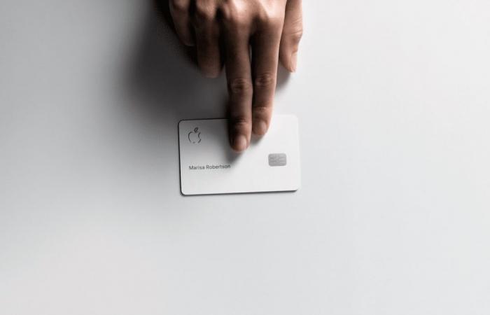 آبل تعلن عن بطاقتها الائتمانية Apple Card