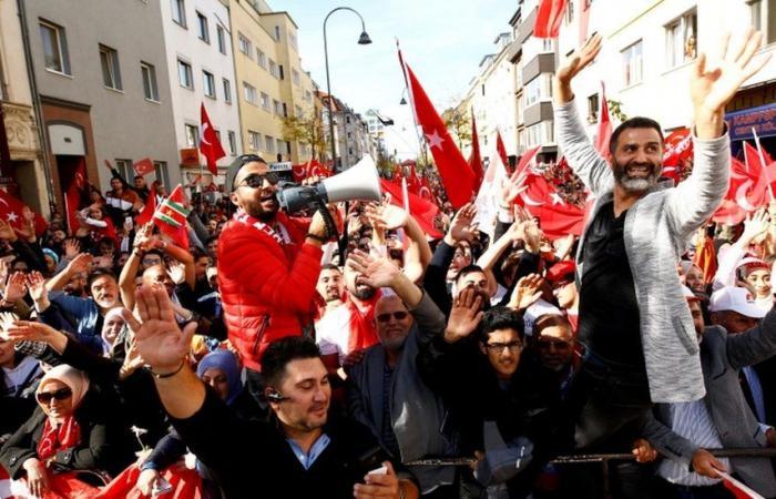 """برلين""""تسعى للحد من النفوذ التركي على مسلمي ألمانيا"""""""