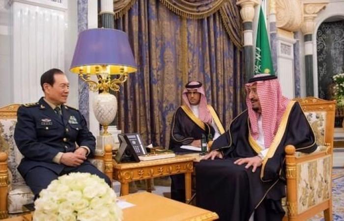الخليح | مباحثات سعودية ـ صينية لتعزيز التعاون العسكري