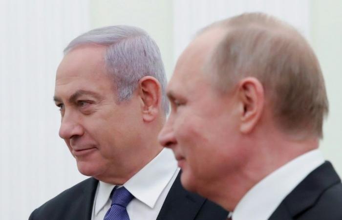 """رفاة """"زخاري"""" عربون صداقة بوتين – نتانياهو"""