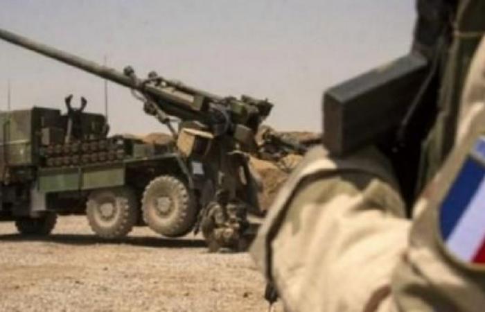 العراق | انتهاء مهمة المدفعية الفرنسية بين العراق وسوريا