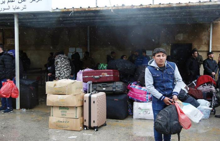 واشنطن: مبادرة روسيا للنازحين السوريين لتعويم النظام