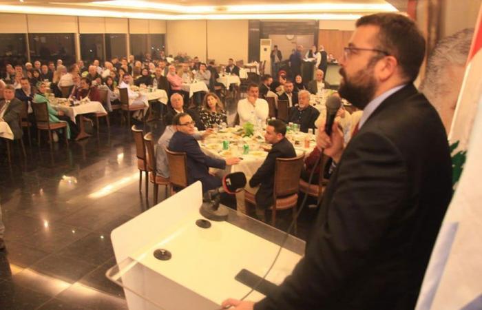 أحمد الحريري: ماحصل طعن لخطنا السياسي كله