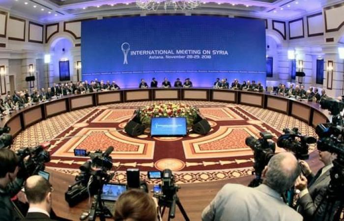 سوريا   أستانا تفتح بابها مجددا.. اجتماع للدول الضامنة حول سوريا