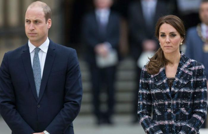 خبرٌ يهزّ العرش… ويليام خان كايت مع صديقتها؟