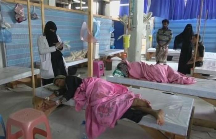 اليمن   الكوليرا تفتك باليمن.. آلاف الضحايا الشهر الماضي