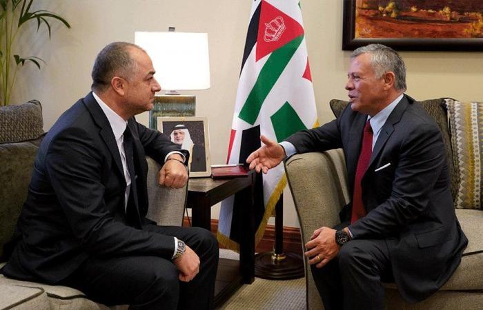 بو صعب التقى ملك الأردن والرزار: لم نعد نحتمل عبء النزوح