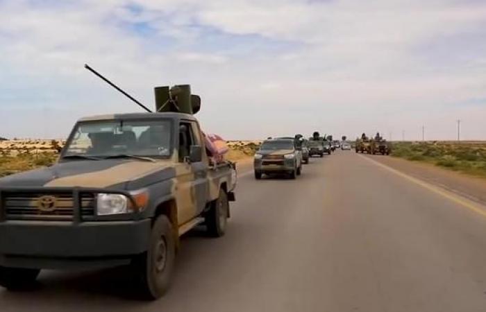 غارات للجيش الليبي على مواقع للميليشيات جنوب العاصمة