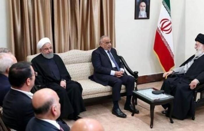 العراق | عبدالمهدي يرد على خامنئي: نهجنا قائم على التعاون مع الجوار