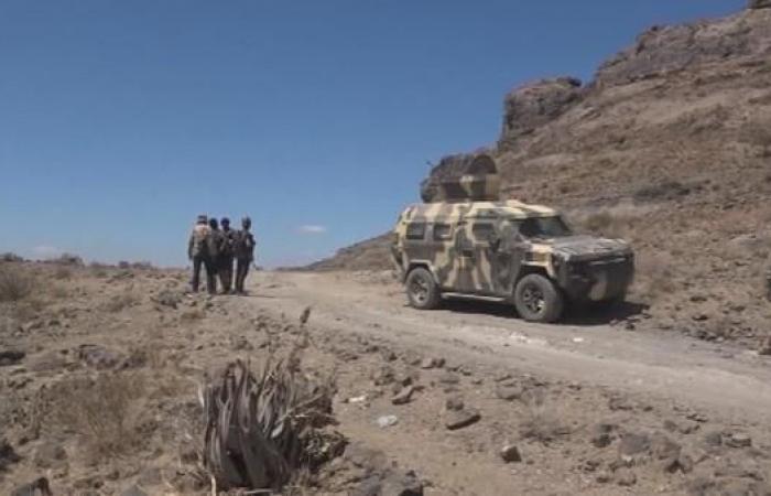 اليمن | مواجهات عنيفة بين الجيش اليمني والحوثيين في مريس بالضالع