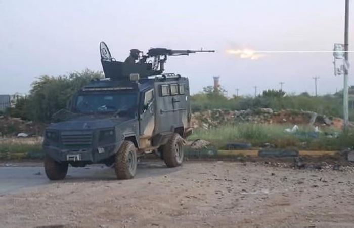 تجدد الاشتباكات بين الجيش الليبي وتشكيلات الوفاق جنوب طرابلس