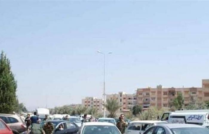 بالتفاصيل: زحمة في محطات الوقود في سوريا.. والسبب إيران!