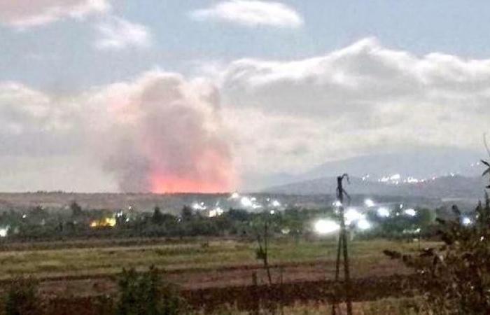 سوريا   الهجوم الإسرائيلي بمصياف أدى لمقتل وإصابة خبراء صواريخ إيرانيين وروس وكوريين شماليين