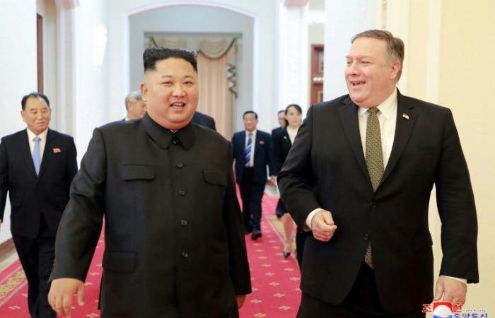 كوريا الشمالية تطلب سحب بومبيو من المحادثات حول الملف النووي