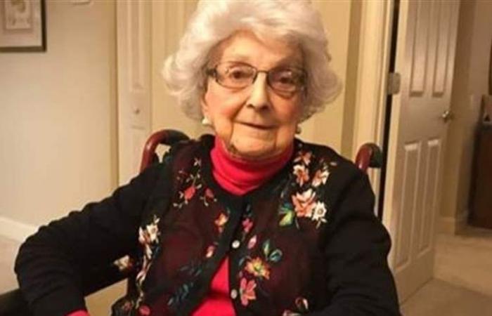عمرها 109.. معمرة تكشف سر حيويتها (صور)