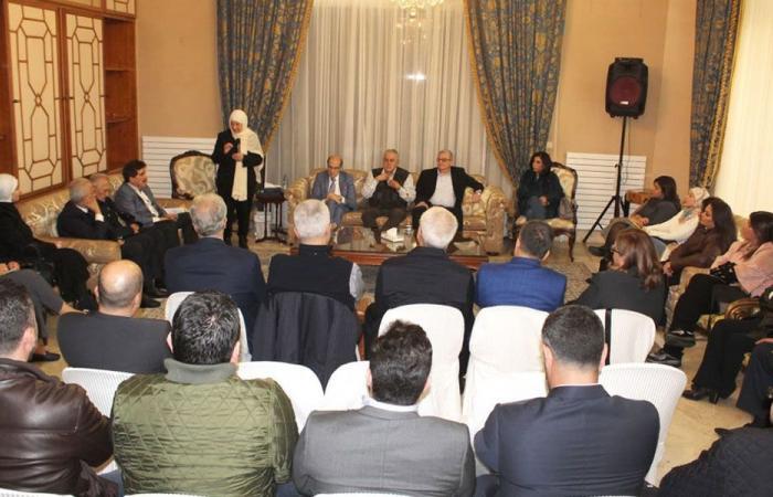 بهية الحريري: لبنان يمر بظروف صعبة والمطلوب التعاون