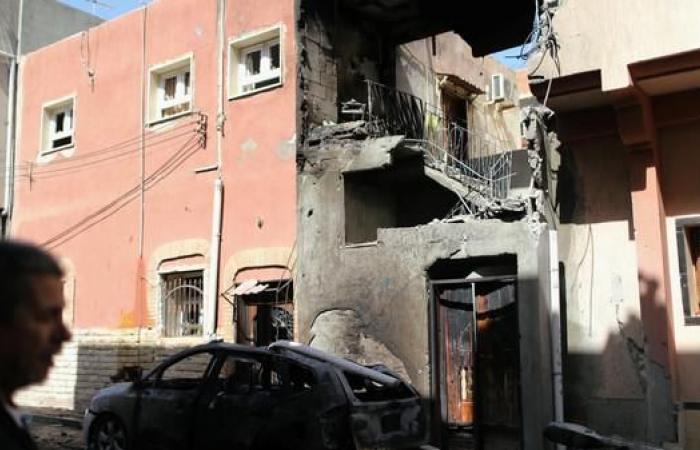 حصيلة جديدة لقتلى معركة طرابلس