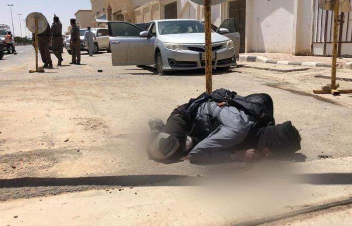 الخليح   بالتفاصيل والصور.. السيناريو الكامل لمقتل دواعش هجوم الرياض