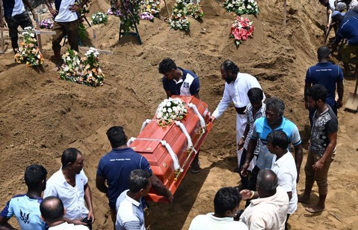 الأمم المتحدة: 45 طفلا قتلوا في اعتداءات سريلانكا