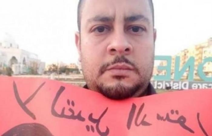مصر | المُتظاهر المصري الوحيد ضد التعديلات الدستورية..من هو؟