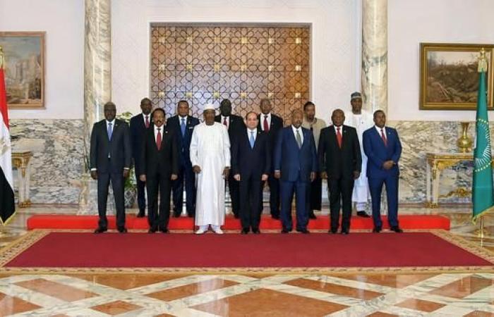 مصر | مصر.. قمة إفريقيا تطالب بوقف النار في ليبيا
