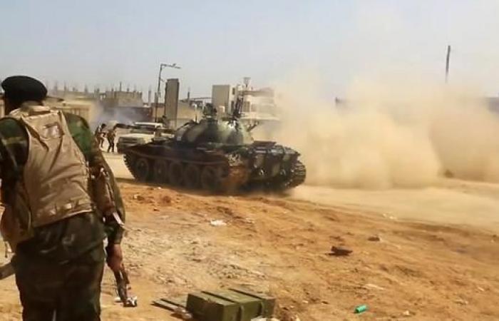 طرابلس.. تعزيزات ضخمة للجيش تمهيداً لمرحلة أكثر شراسة