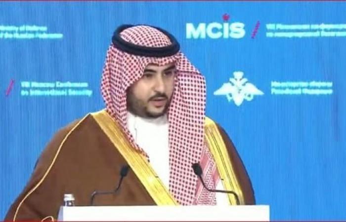 الخليح | خالد بن سلمان: ماضون في التصدي للإرهاب والتطرف