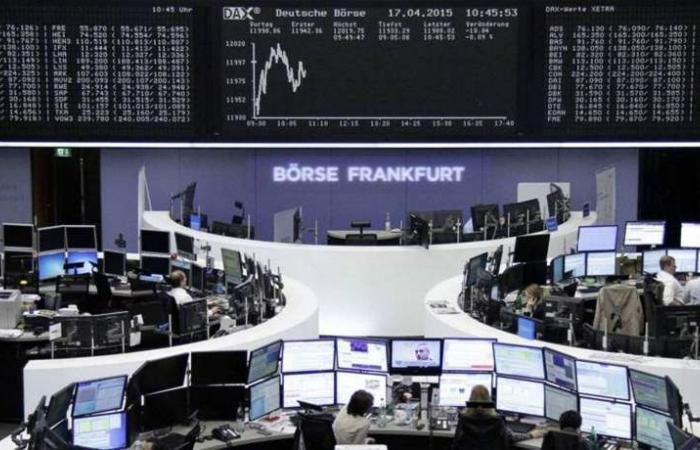 أسهم أوروبا تتراجع بسبب التخوف من إجراءات في الصين