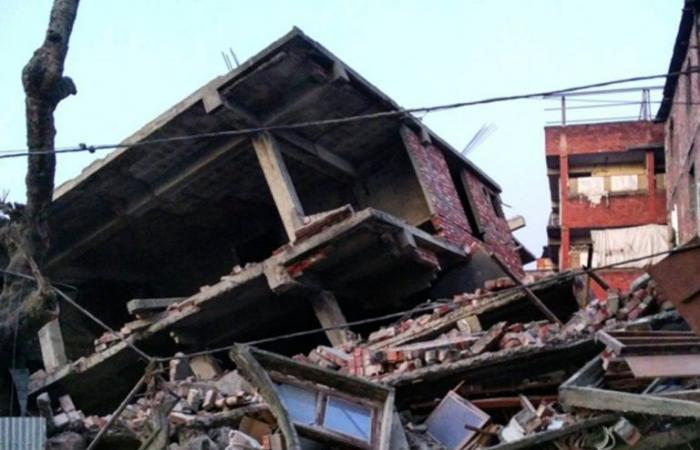 زلزال بقوة 6,1 درجات في شرق الهند