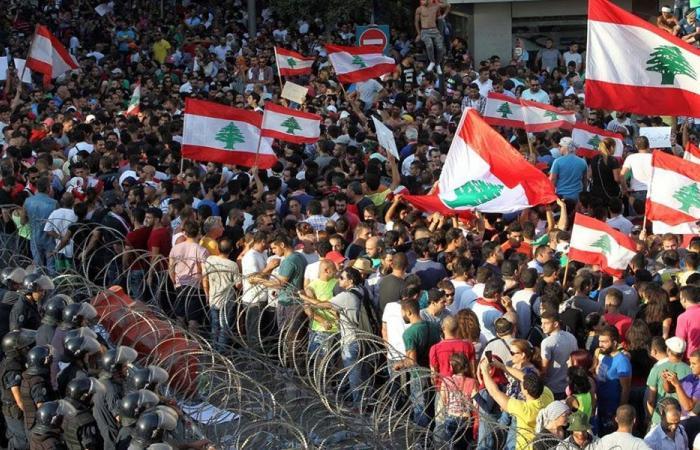 """تخوُّف أمني من دخول """"طابور خامس"""" على خط تظاهرات الشارع"""